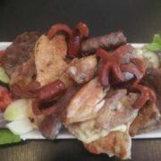 Mešano meso za dve osobe restoranska porcija