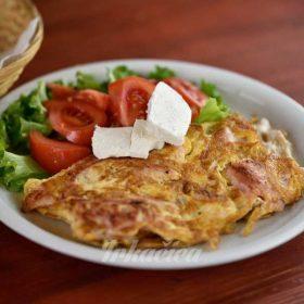 Omelette pechenitza