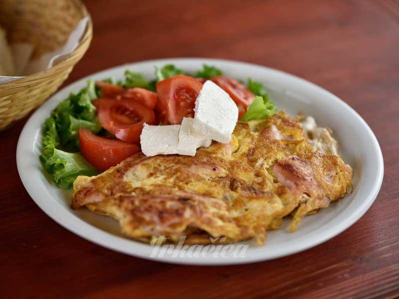 Omelette pechenitza delivery