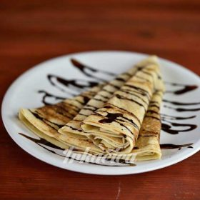 Crepe Nutella delivery