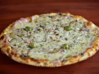 Kaprićoza Pizza Trkačica dostava