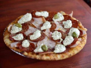 Kalimero Pizza Trkačica dostava