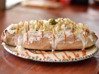 Italijanske piroške 30 cm Pizza Trkačica dostava