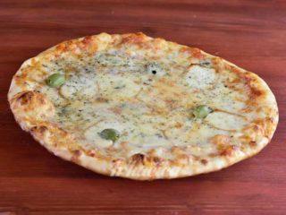 Quattro formaggi Pizza Trkačica dostava