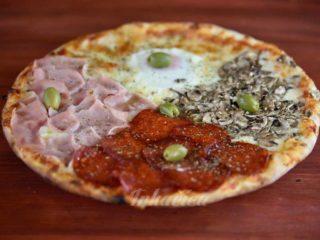 Quattro stagioni Pizza Trkačica dostava