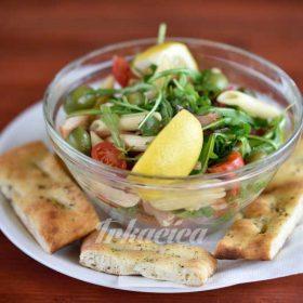 Rukola salata dostava