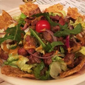 Shef salata