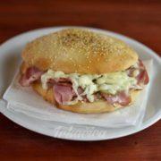 Sadwich Classic pork neck