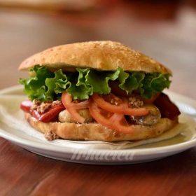 Lean sandwich