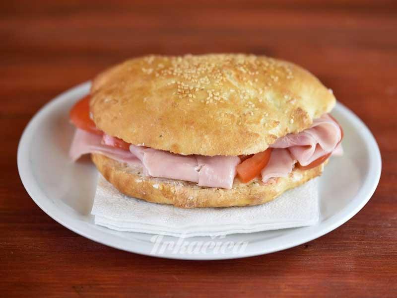 Standard sendvič dostava