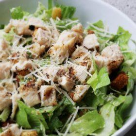 Cezar salata obrok