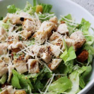 Ceazar salad delivery
