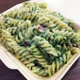 Spinaci pasta