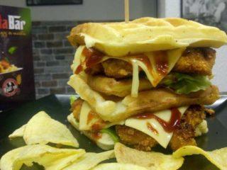 Corleone Chicken Waffle dostava