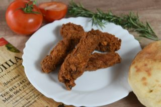 Chicken wings with secret mixture Krilca delivery