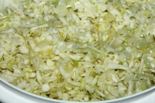 Cabbage salad Krilca delivery