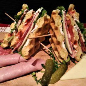 Sandwich Waffle dostava