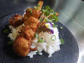 Kushizashi yakitori Fine Sushi Bar dostava