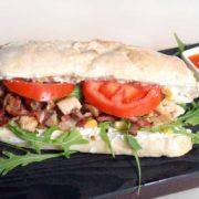 Caesar sandwich
