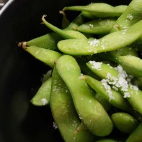 Edamame delivery