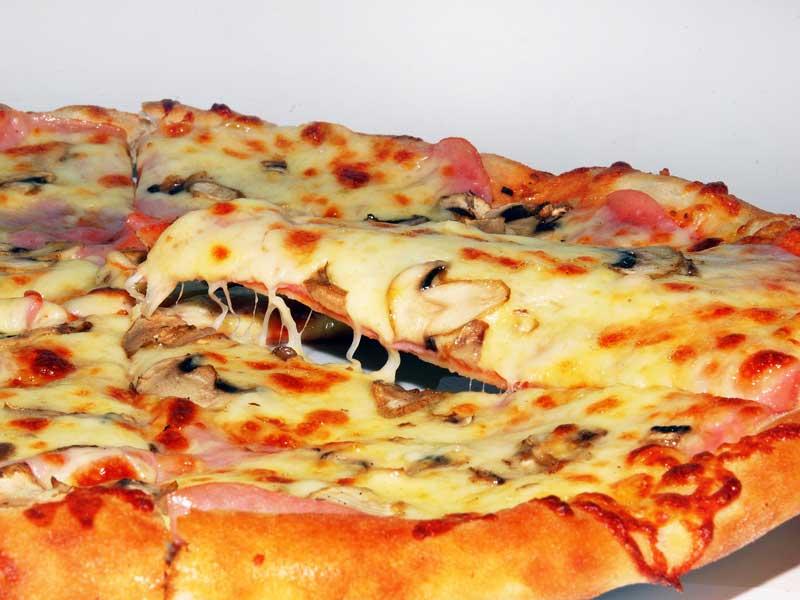 Mini pizza - capricciosa delivery