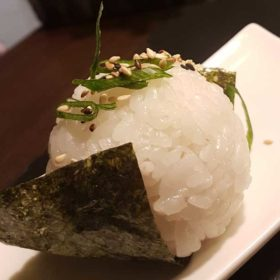 Onigiri dostava