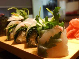 Rukkora kurodai Fine Sushi Bar dostava