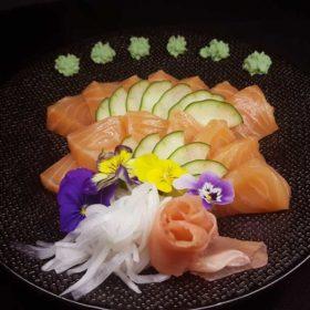 Sashimi sake