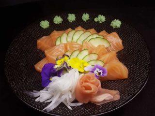 Sashimi sake delivery