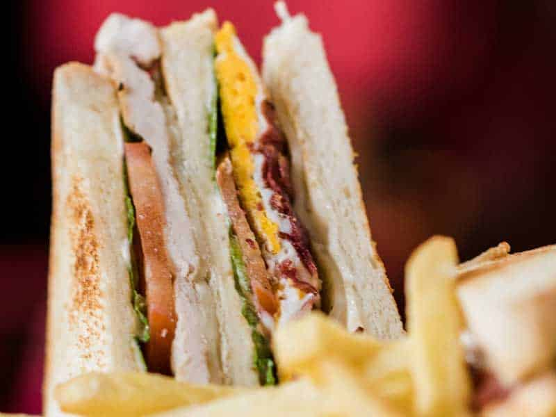Club sendvič dostava