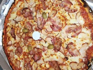 Di Pollo Pizza King delivery