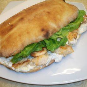 Roma plus sendvič