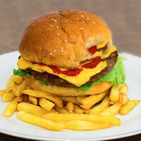 Burger standard