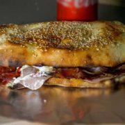Castello Bianco sendvič