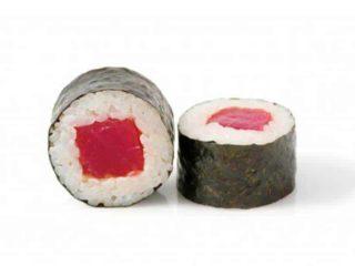 Maki tuna delivery