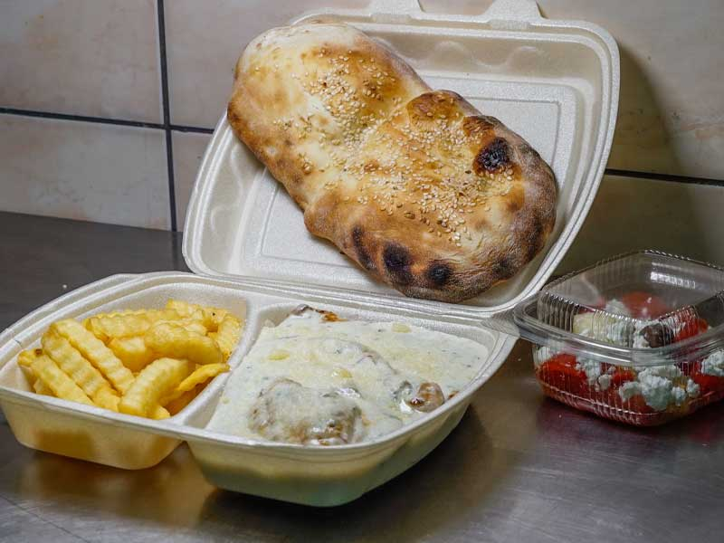 Piletina u gorgonzoli sa indijskim orahom dostava