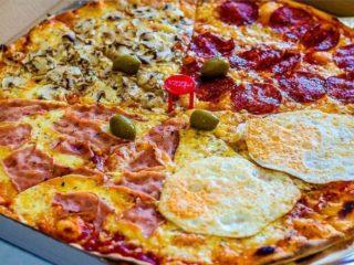 Quattro Stagione Pizza King dostava