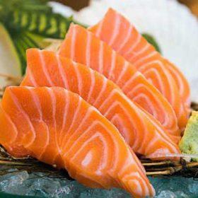 Sašimi losos