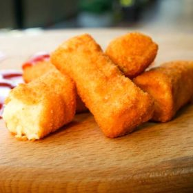 Croquettes McCain delivery
