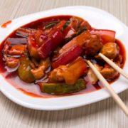 P13. Piletina sa paprikom