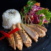 Grill Thai chicken