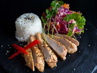 Grill Thai chicken dostava