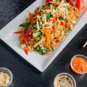 Khao Pad piletina