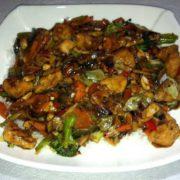 Piletina paprika brokoli