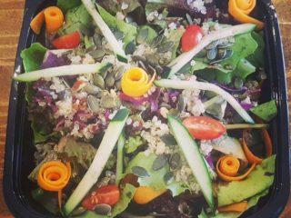 Veganska salata dostava