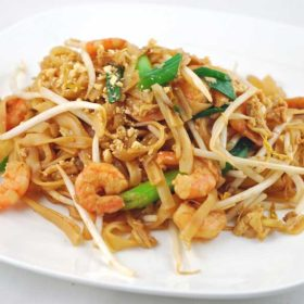 Pad Thai škampi dostava
