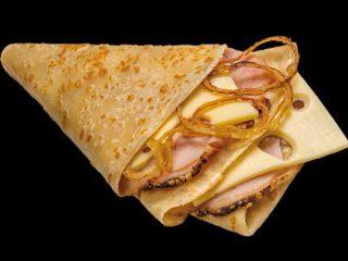 Pechenitsa-Sour cream-Cheese pancake delivery