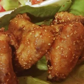 Wings 400 grams delivery