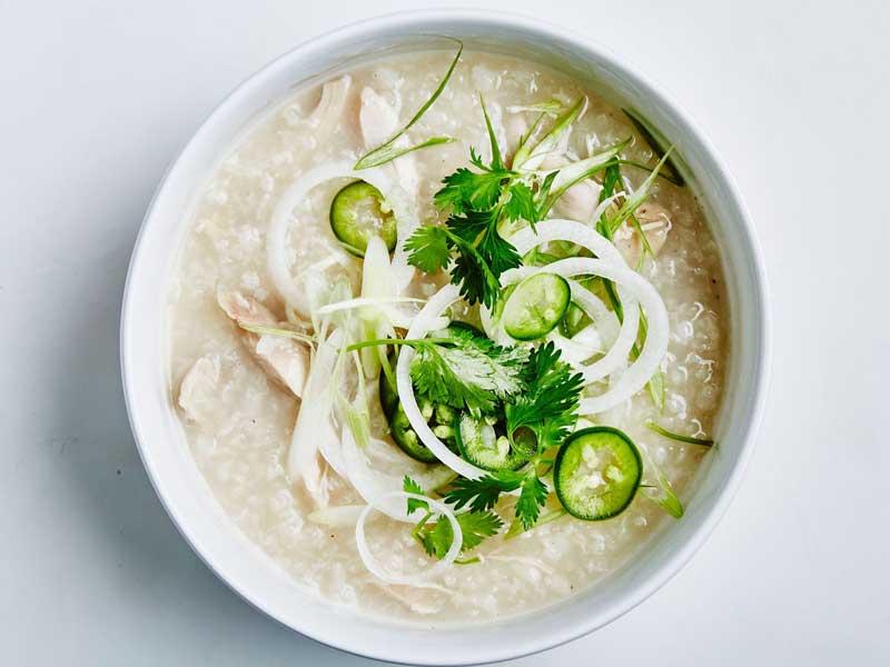Pileća supa sa pirinčem dostava