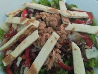 Salad Rio Mare tuna delivery